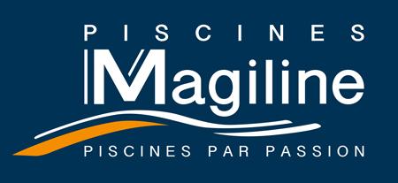 logo piscines Magiline les Bassins de Fayolles